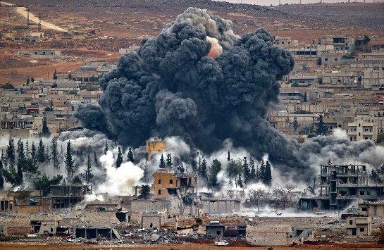 Россия осудила французские бомбардировки нефтепроводов Сирии