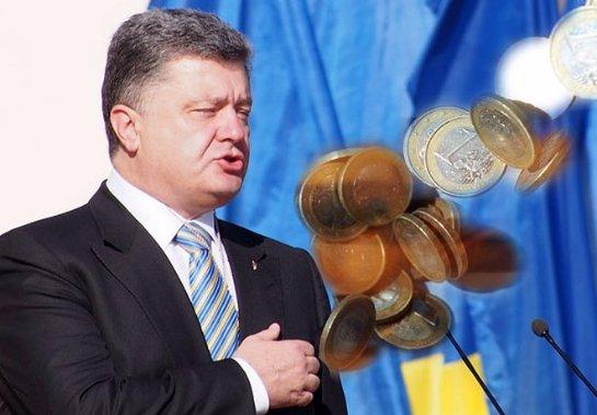 Порошенко стал единственный украинцем, который увеличил свое состояние за 2015 год