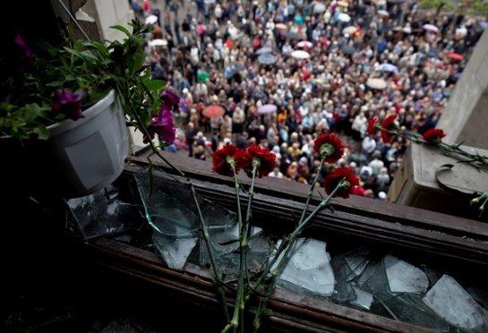 Киеву придется обратить внимание на замечание СЕ по поводу расследования одесской трагедии, иначе - суд
