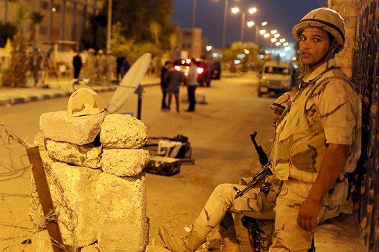 На Синае снова теракты