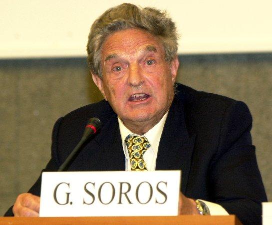 Фонд Сороса пришелся не ко двору в России