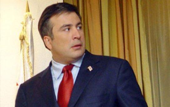 Грузия пожаловалась Петру Порошенку на Саакашвили