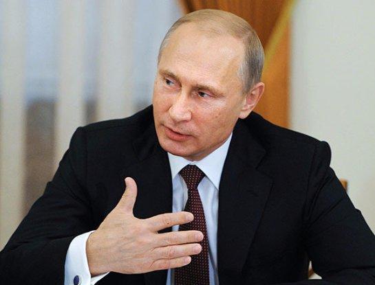 Путин пообщался с представителями стран, которые также экспортируют газ