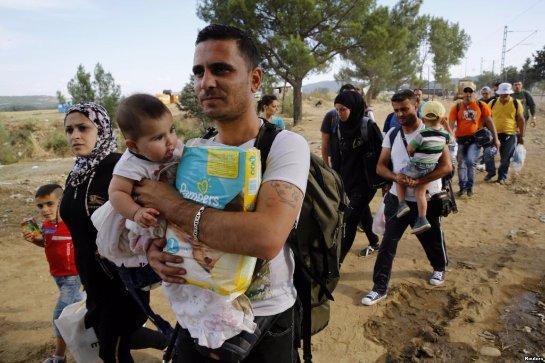 Некоторые американские штаты больше не хотят принимать беженцев из Сирии