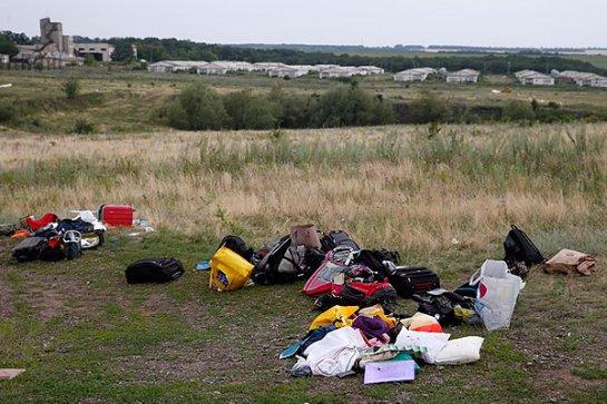 Нидерландский полицейский торговал вещами со сбитого Боинга