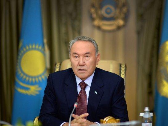 Президент Казахстана считает, что инцидент с Су-24 должен быть расследован