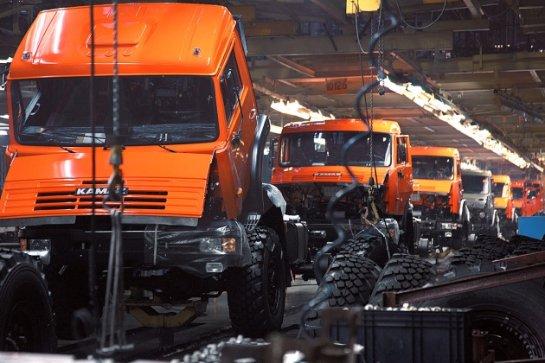 Российская Федерация и куба будут вместе собирать грузовики