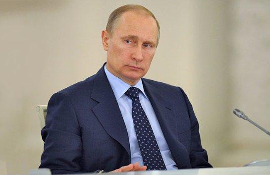 Путин назвал представителей Турции, которые сбили Су-24, пособниками террористов