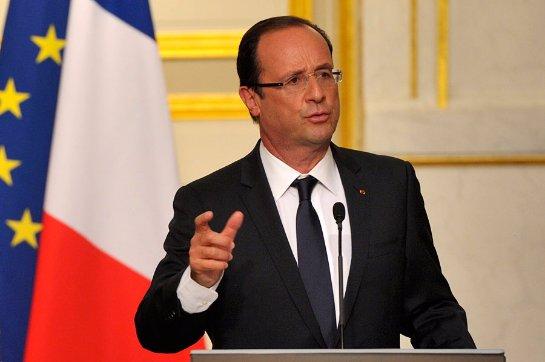 Олланд предлагает вовсе закрыть границу между Турцией и Сирией