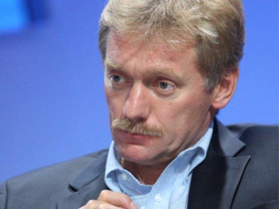 Песков заявил, что российские сухопутные войська в Сирию отправляться не будут