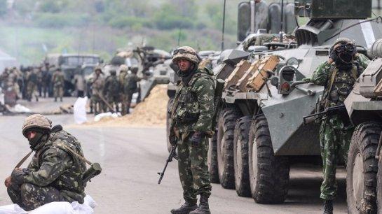 На Донбассе могут возобновить боевые действия