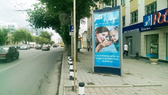Милонов хочет проверить наружную рекламу на нравственную