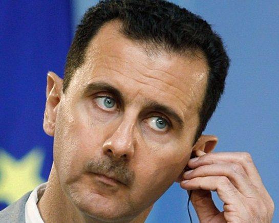 Башар Асад готов помочь Франции бороться с терроризмом, но при условиях