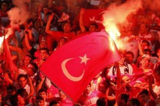 Турецкие фанаты не захотели почтить минутой молчания память погибших французов