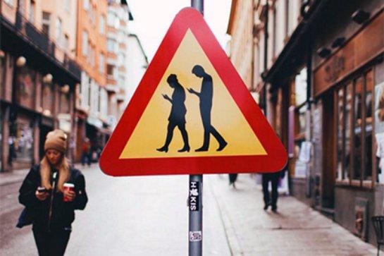 Финны создали новый дорожный знак