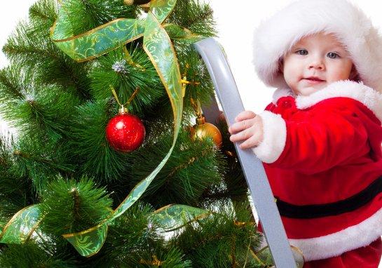 Что подарить малышу на Новый Год?