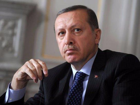 Эрдогана оскорбили в соцсети