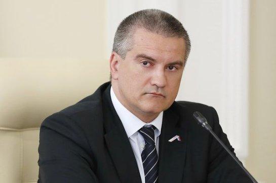 Аксенов пообещал активно бороться со взяточничеством в Крыму