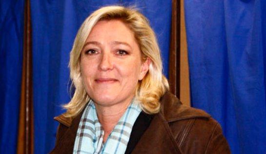 На Марин Ле Пен посыпались обвинения