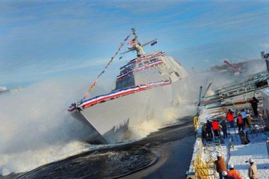 Новый американский корабль оказался не качественным