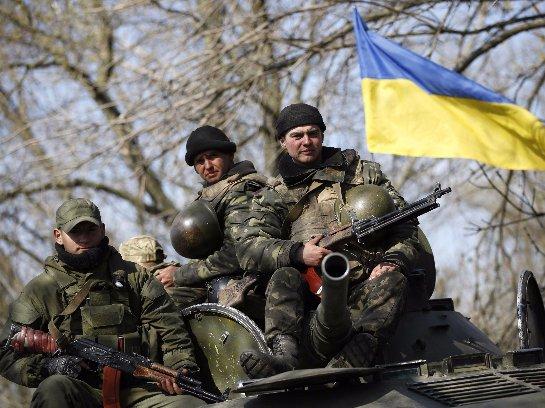 Украинская армия увеличила свое присутствие у границы с Крымом, а также возле Приднестровья