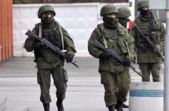 В Мариуполе и Артемовске военные, говорящие на разных иностранных языках