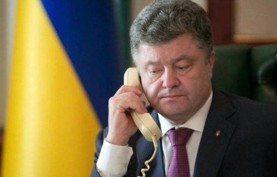 Порошенко хочет убедить Брюссель в необходимости продления антироссийских санкционных мер