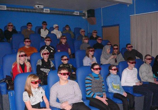 Правительство даст финансирование для кинотеатров, которые работаю в малых населенных пунктах