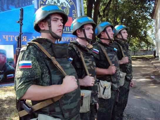 Молдавский президент заявил, что Россия должна вывести миротворческие войська из Приднестровья