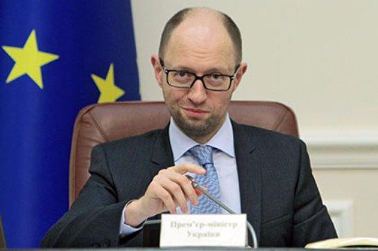 Арсений Яценюк обещает ответные действия на санкции против Украины