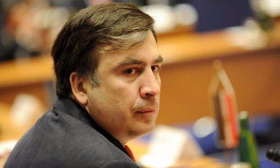 Саакашвили оштрафовали в Украине