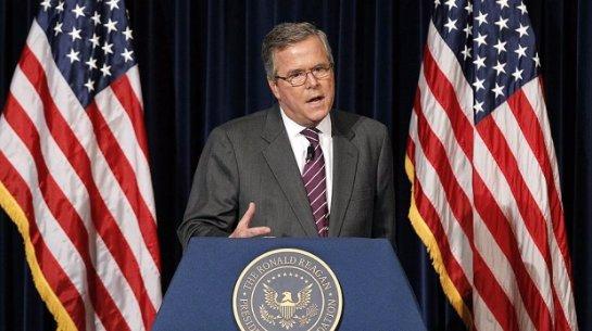 Джеб Буш раскритиковал Дональда Трампа зи симпатии к России