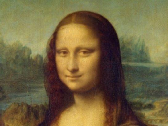 К разгадке секрета » Мона Лизы» немного приблизились: под ней нашли скрытый портрет