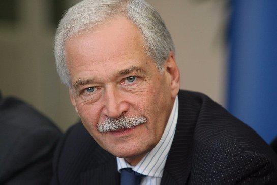 В контактной группе по Украине будет участвовать Борис Грызлов