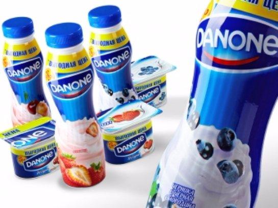 Фирма » Данон» сократит свое производство в Российской Федерации