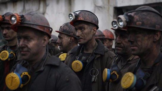 Украинско-польская граница может быть перекрыта шахтерами