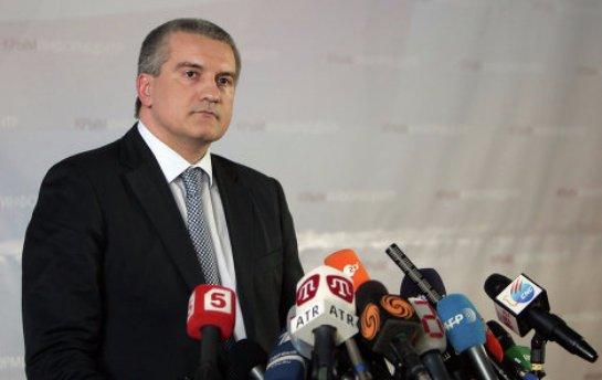 Сергей Аксенов считает сокращение крымских чиновников несвоевременным