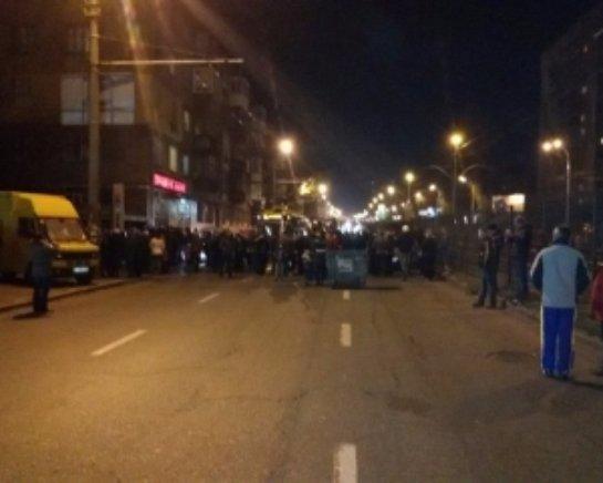В Севастополе бунтуют горожане - они хотят света