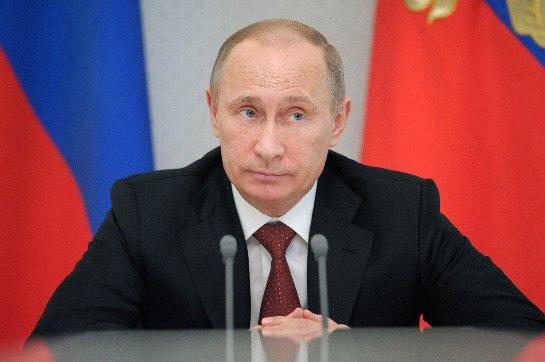 Путин обвинил делегацию ЕС в » не европейском» поведении