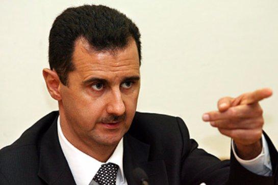 Башар Асад рассказал свою версию причин того, что Турция сбила российский Су-24