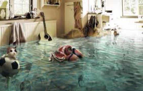 Оценка ущерба квартире после затопления
