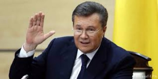 Янукович объяснил, почему были взяты деньги у России