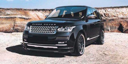 Лучший способ сберечь свое время — навигация для Range Rover Vogue