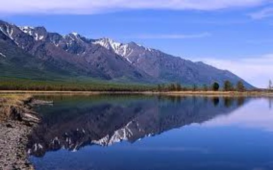 Окунитесь в прекрасные водоемы России