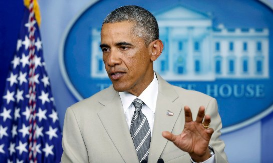 Обама хочет ограничения оборота огнестрельного оружия