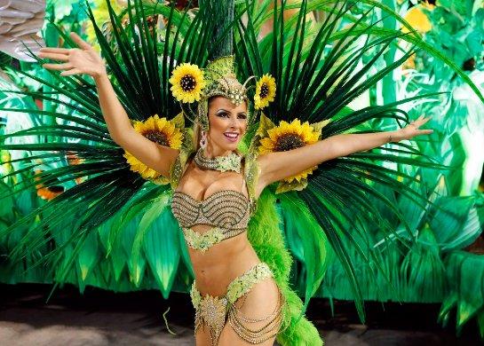 Из-за кризиса бразильские города не могут проводить карнавал
