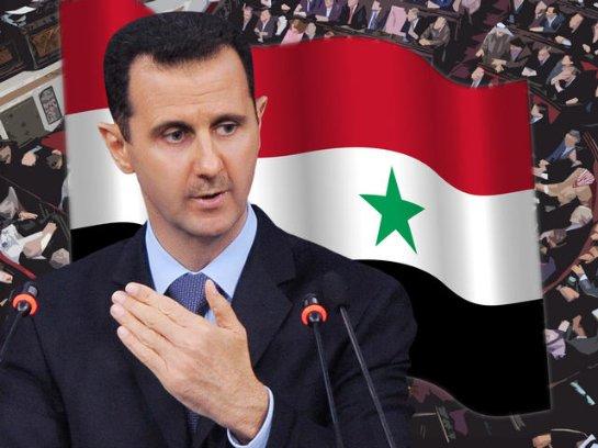 В США решили, когда Асад должен уйти с поста