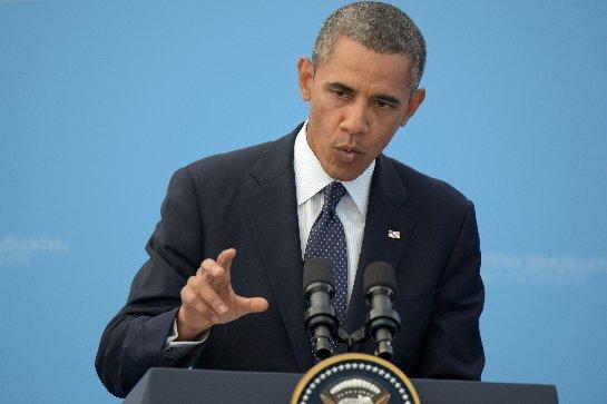 Барак Обама заявил, что Россия потеряла былое влияние в Украине и в Сирии