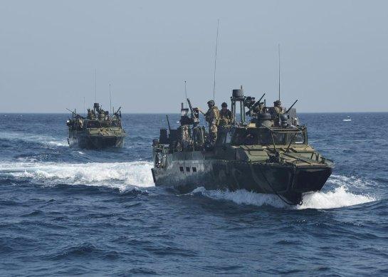 Иран ждет от США реакции по поводу нарушения территориальных вод ближневосточной страны