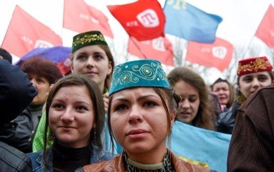 Лидер одной из крымскотатарских организаций пожаловался на жизнь в Украине